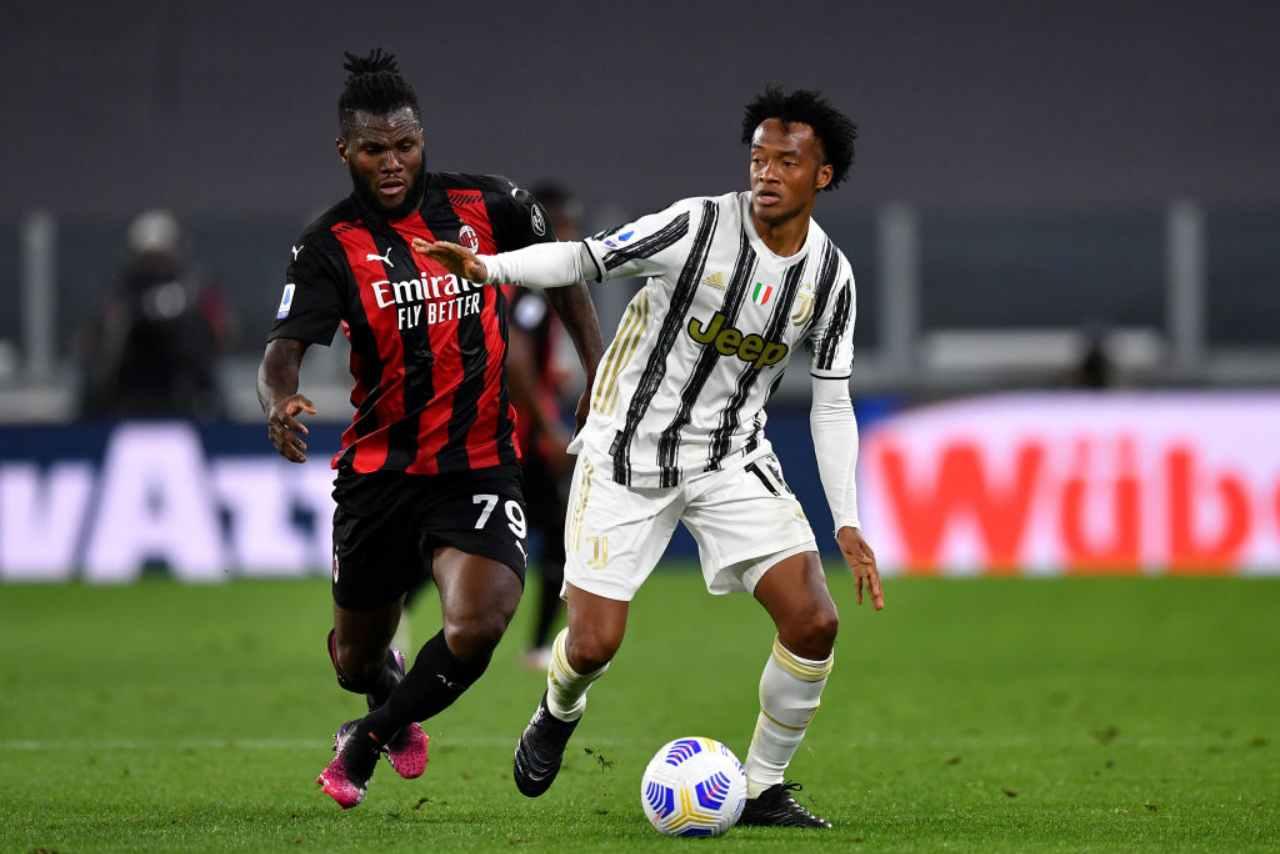 Juventus Milan Streaming gratis