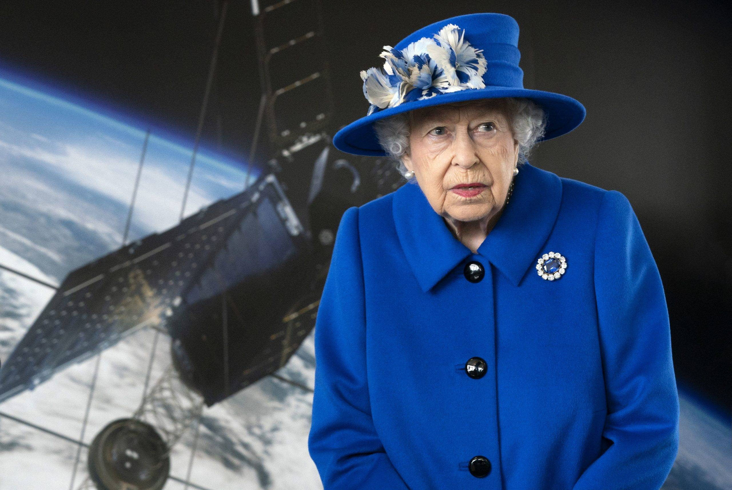 Royal Family, la Regina Elisabetta