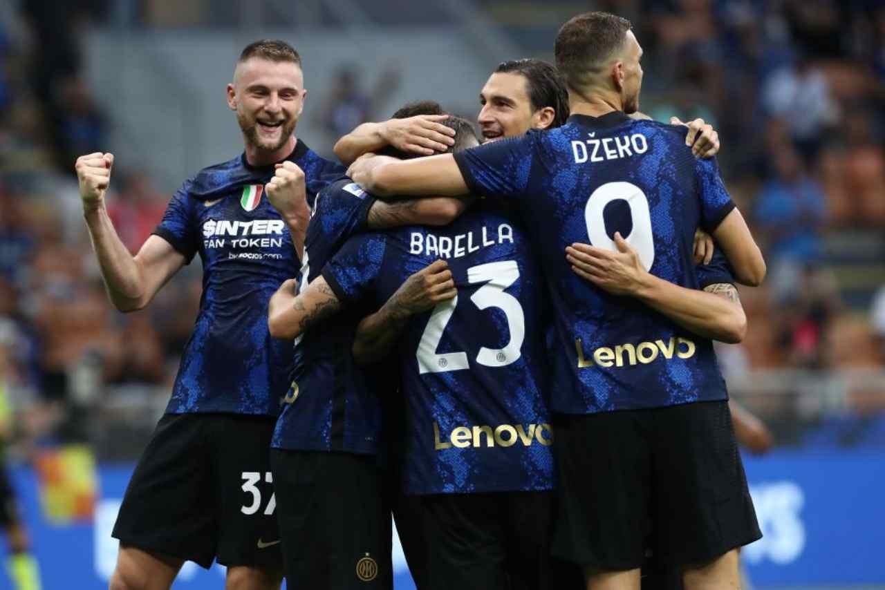 Inter Real Madrid streaming gratis