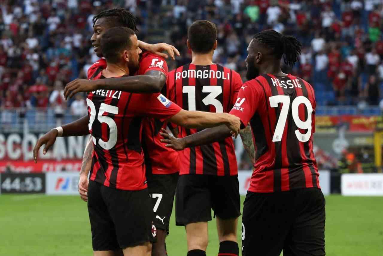 Liverpool Milan Streaming gratis