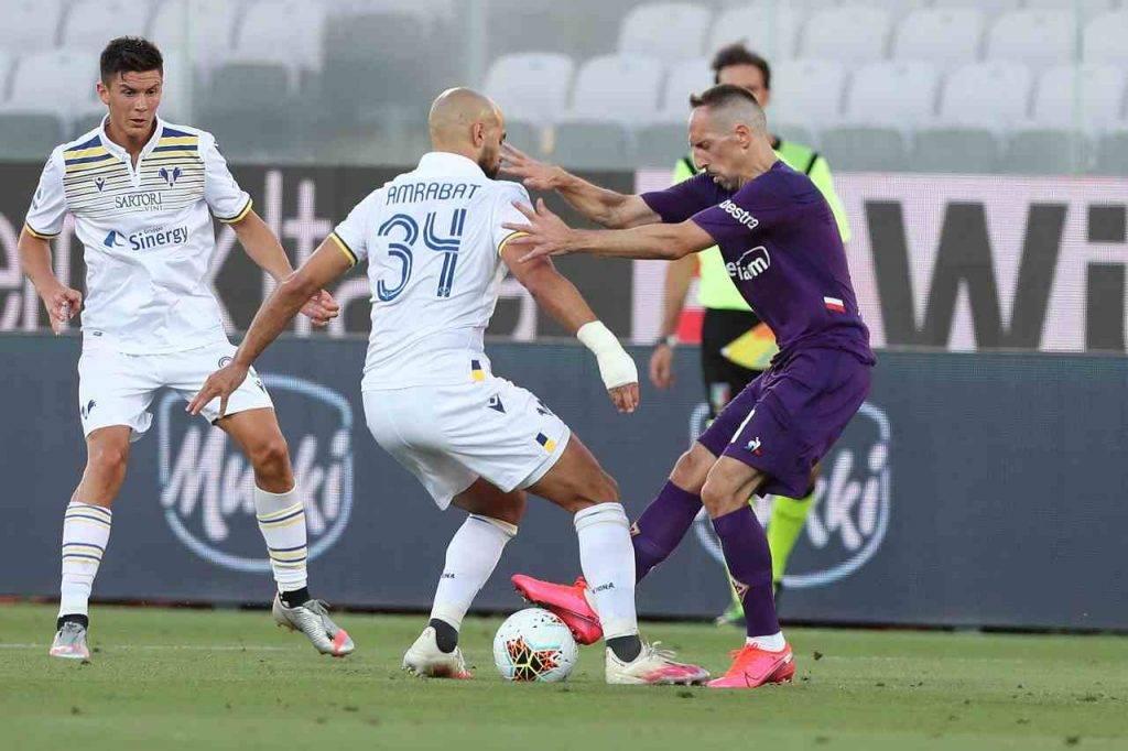 Ribery Verona