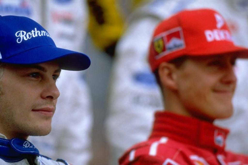 Schumacher Villeneuve
