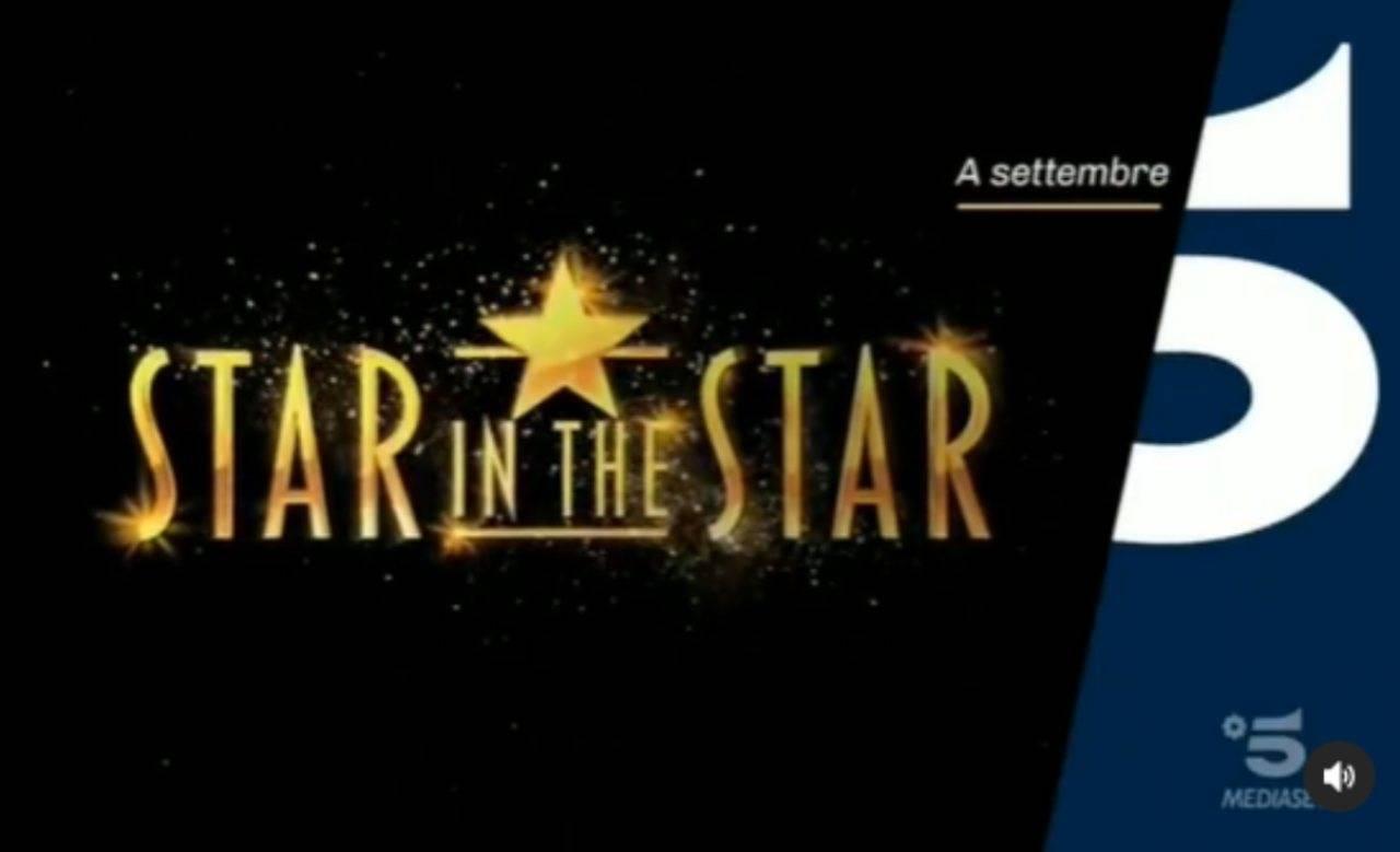 Star in the Star, spunta fuori il nome del primo concorrente?