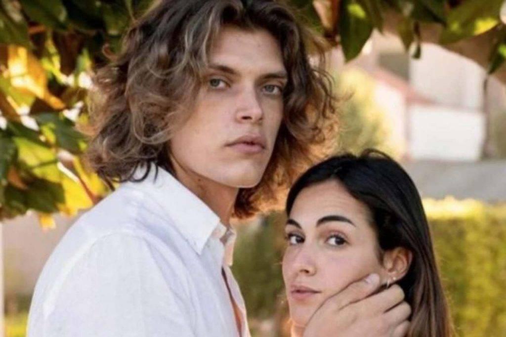 Vanessa Spoto e Massimiliano Mollicone