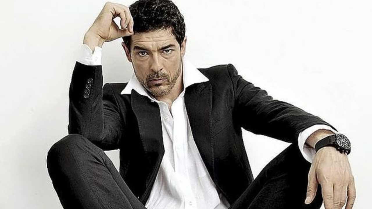 Una delle foto del portfolio dell'attore Alessandro Gassman (fonte: Instagram).