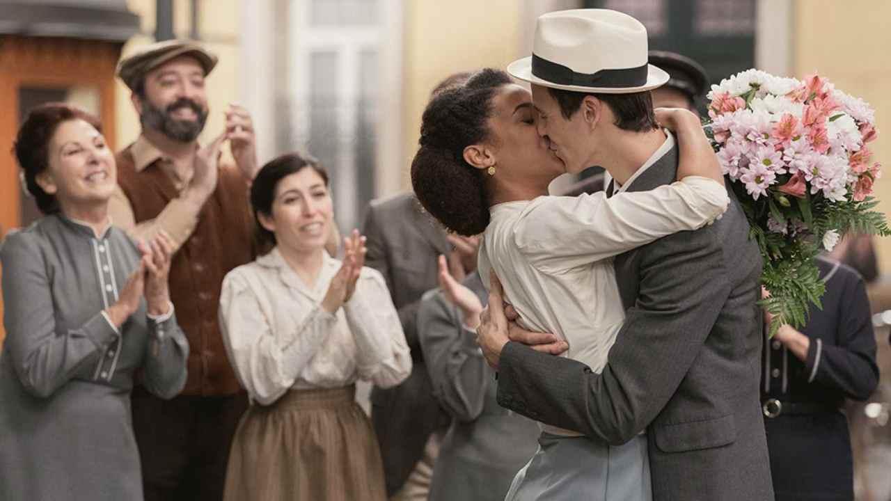 Una Vita, la soap opera di TVE che viene trasmessa in Italia su Canale 5 (foto Mediaset).
