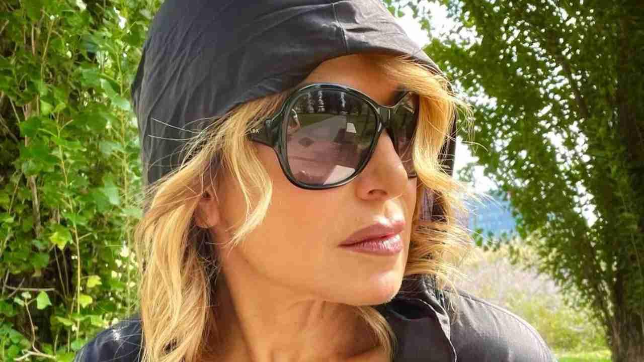 Pomeriggio Cinque, la conduttrice Barbara D'Urso in un momento di relax (foto Instagram).