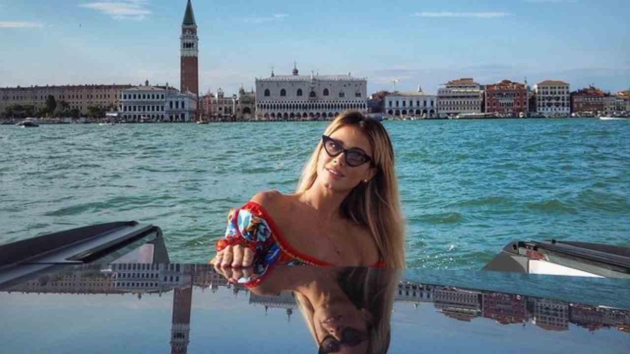 Arrivo a Venezia: Diletta Leotta e Can Yaman potrebbero incontrarsi? (foto Instagram).