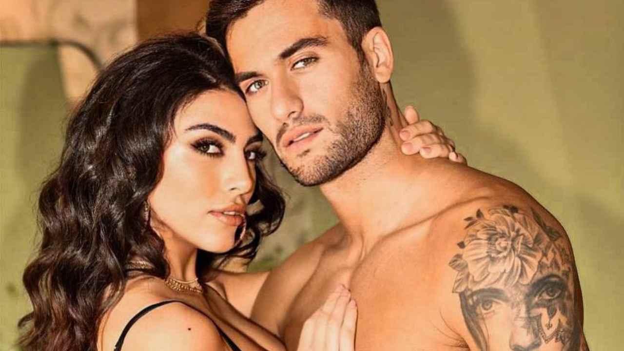 Innamorati: Giulia Salemi e Pierpaolo Pretelli (foto Instagram).