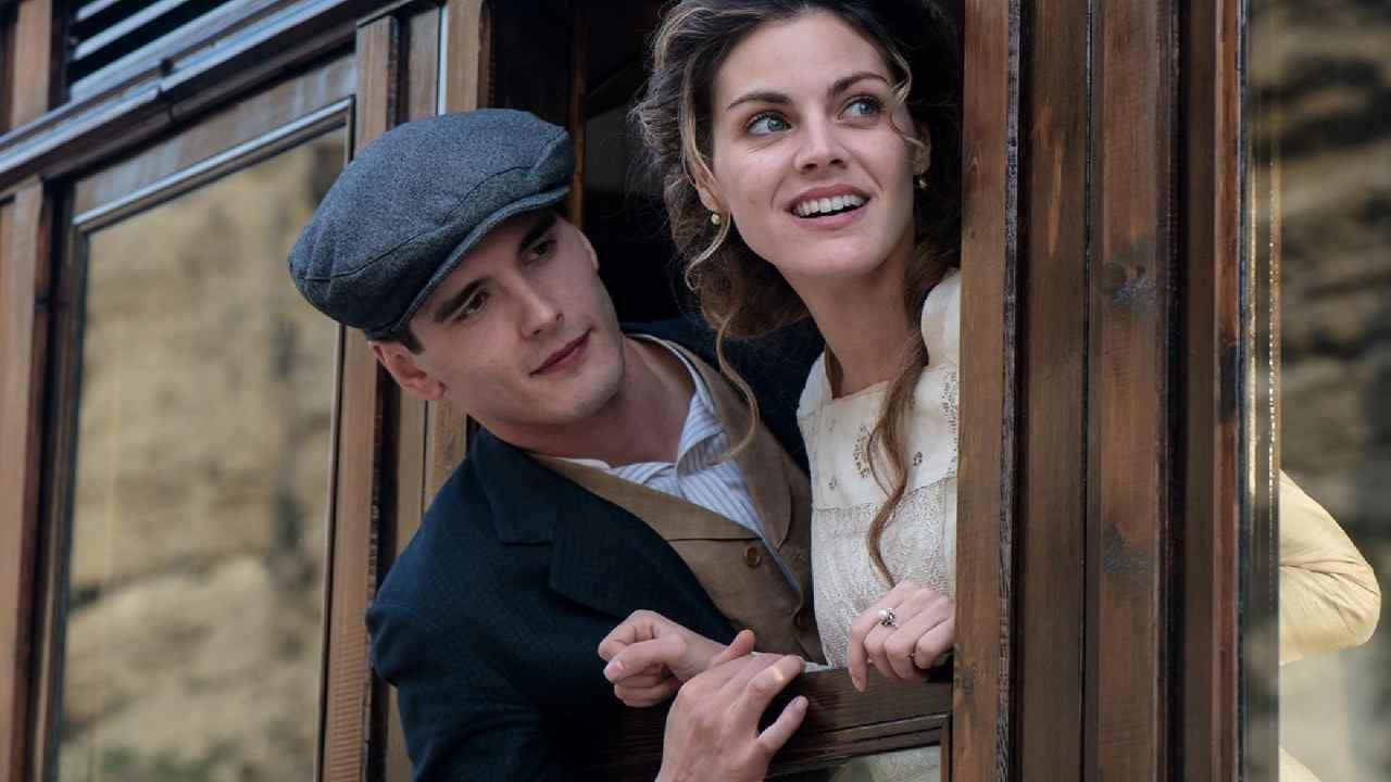 La soap opera Grand Hotel, Intrighi e Passioni (foto Ufficio Stampa Mediaset).