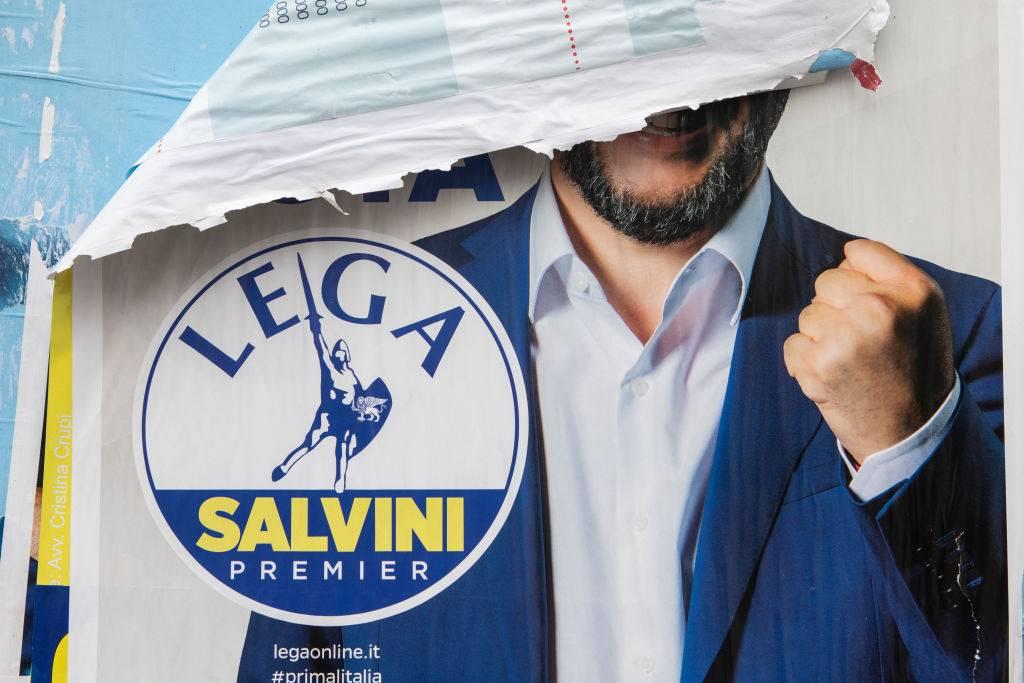 Manifesto di Matteo Salvini