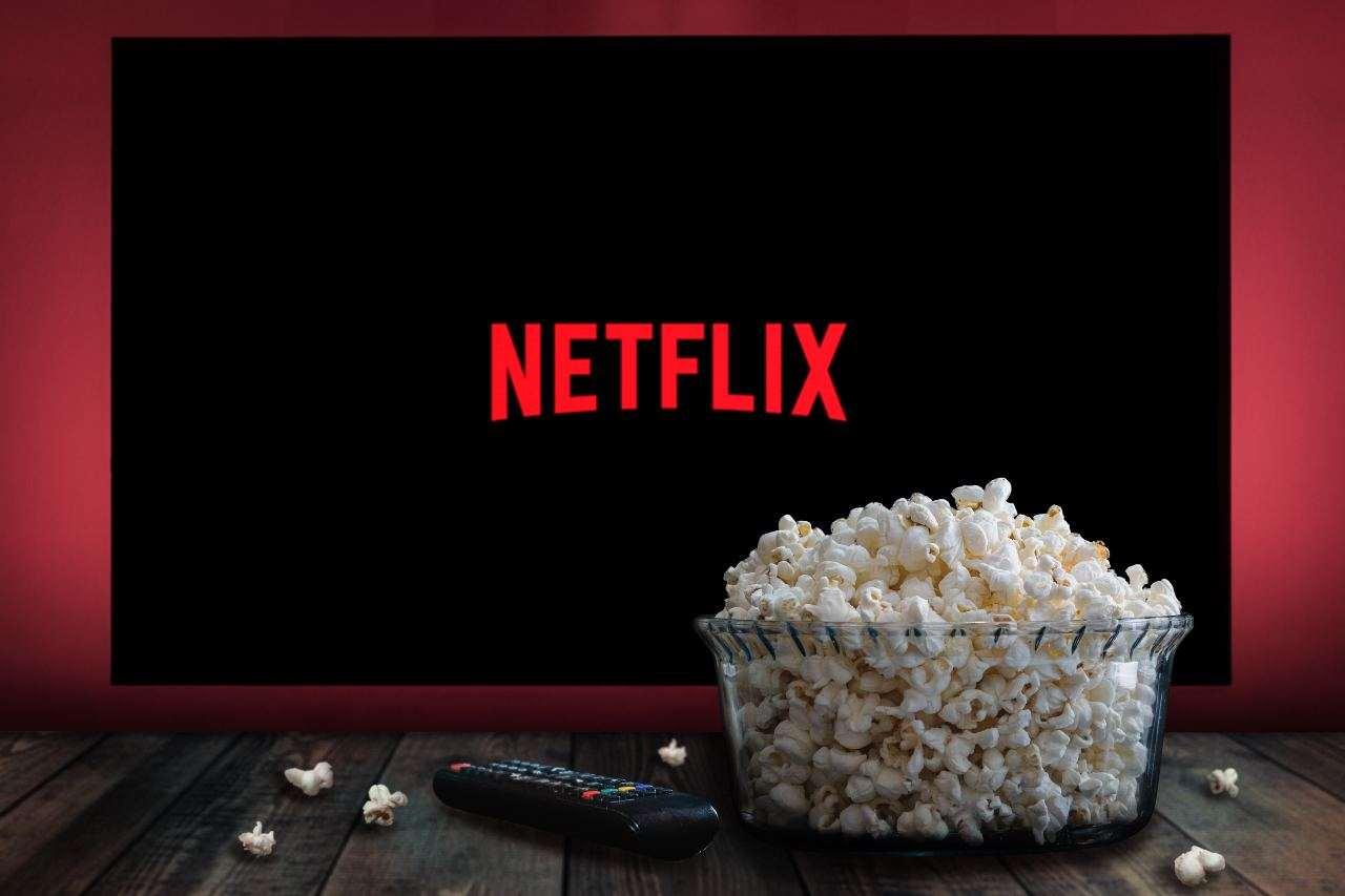La piattaforma di media streaming e di produzione contenuti digitali Netflix.