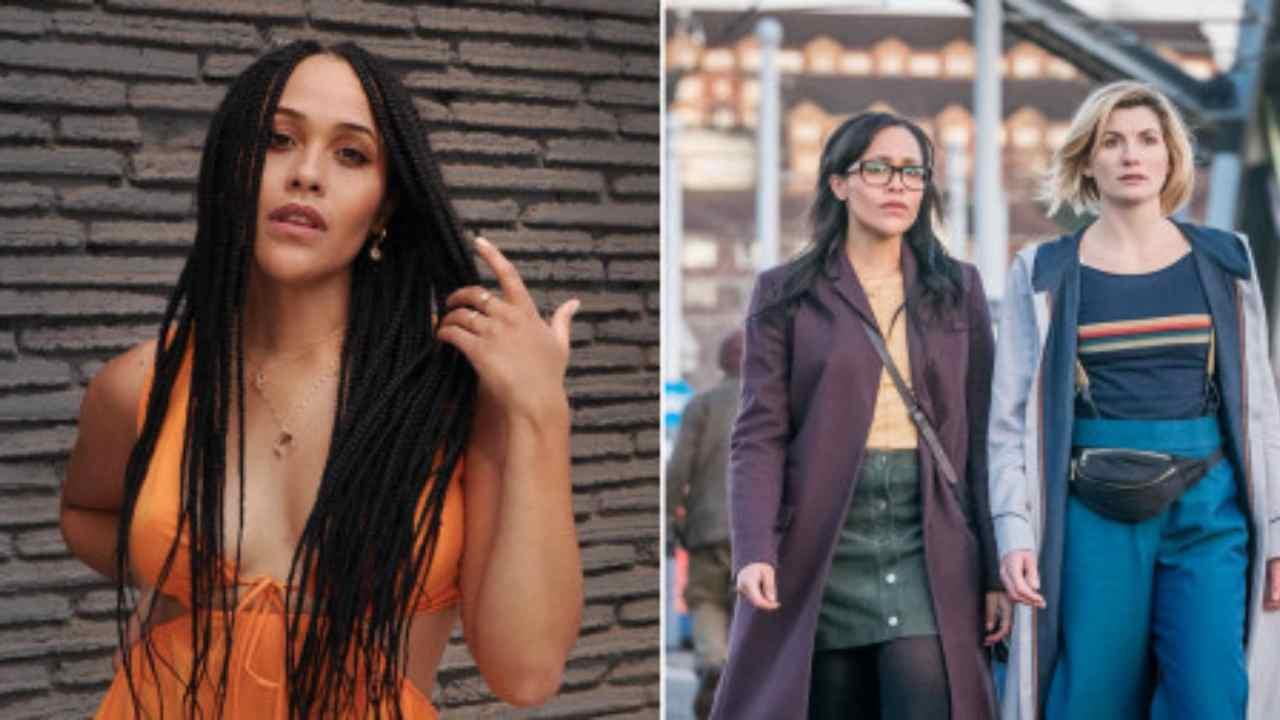L'attrice di Dottor Who, Tanya Fear, è scomparsa (foto Netflix).