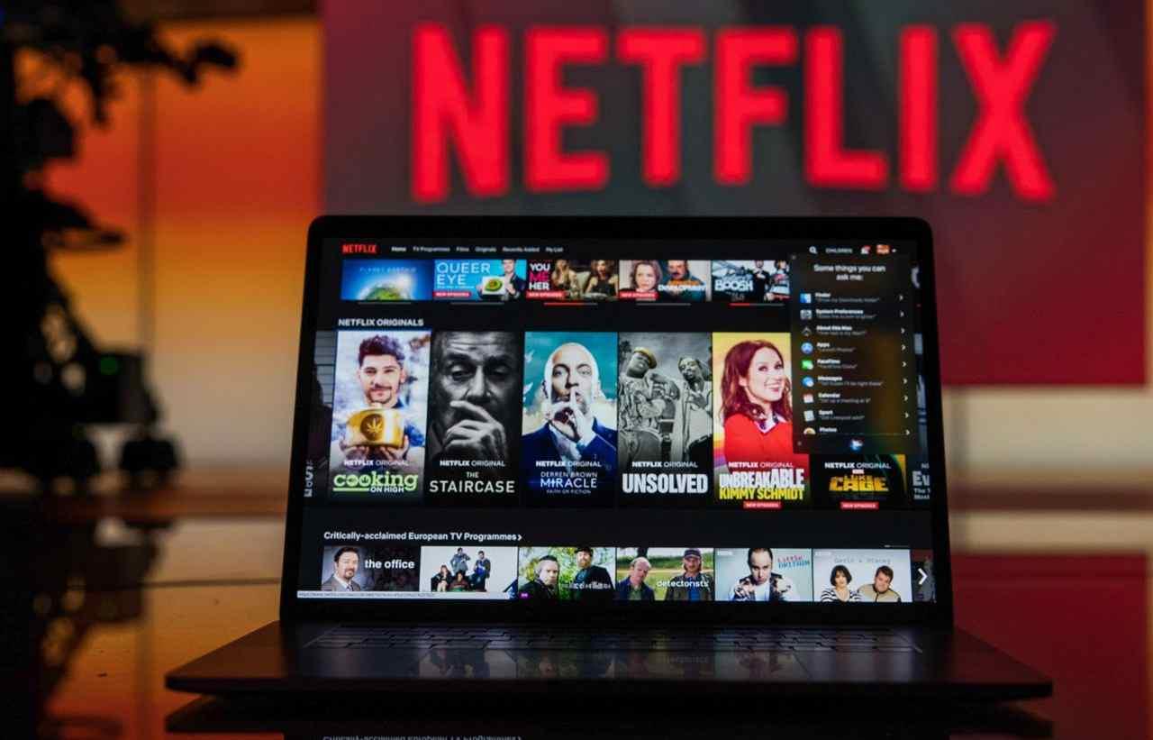 Netflix, la società statunitense di distribuzione e produzione di film.