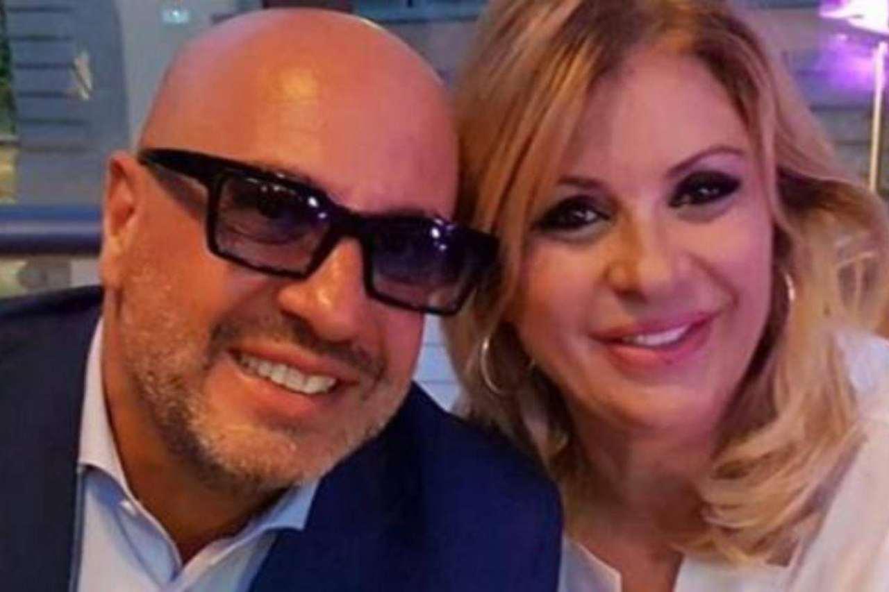 Sarà davvero finita? Tina Cipollari e Vincenzo Ferrara (foto Instagram).