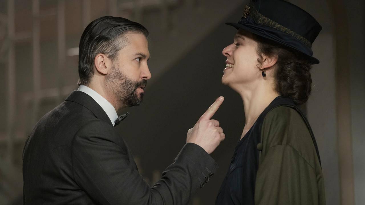 Anticipazioni Una Vita, arriva un brutto scontro fra Genoveva e Felipe? (foto Tv Sorrisi e Canzoni).