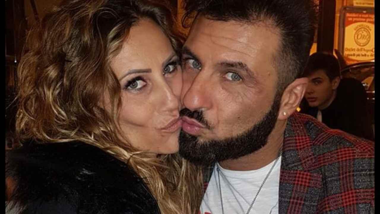 Uomini e Donne, Sossio Aruta e Ursula Bennardo (foto Instagram).
