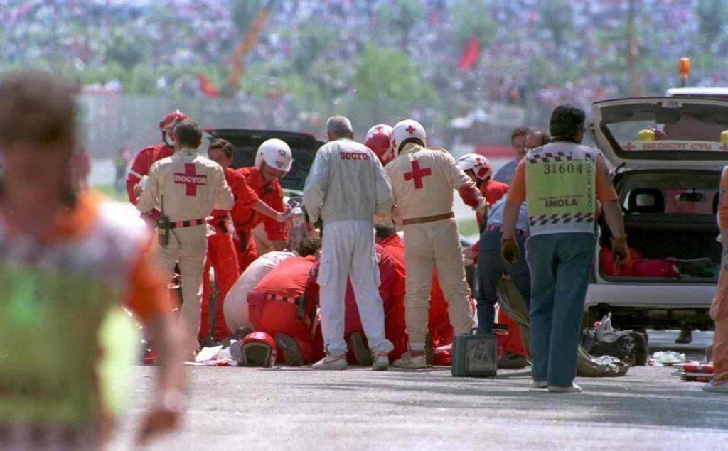 Morte Ayrton Senna