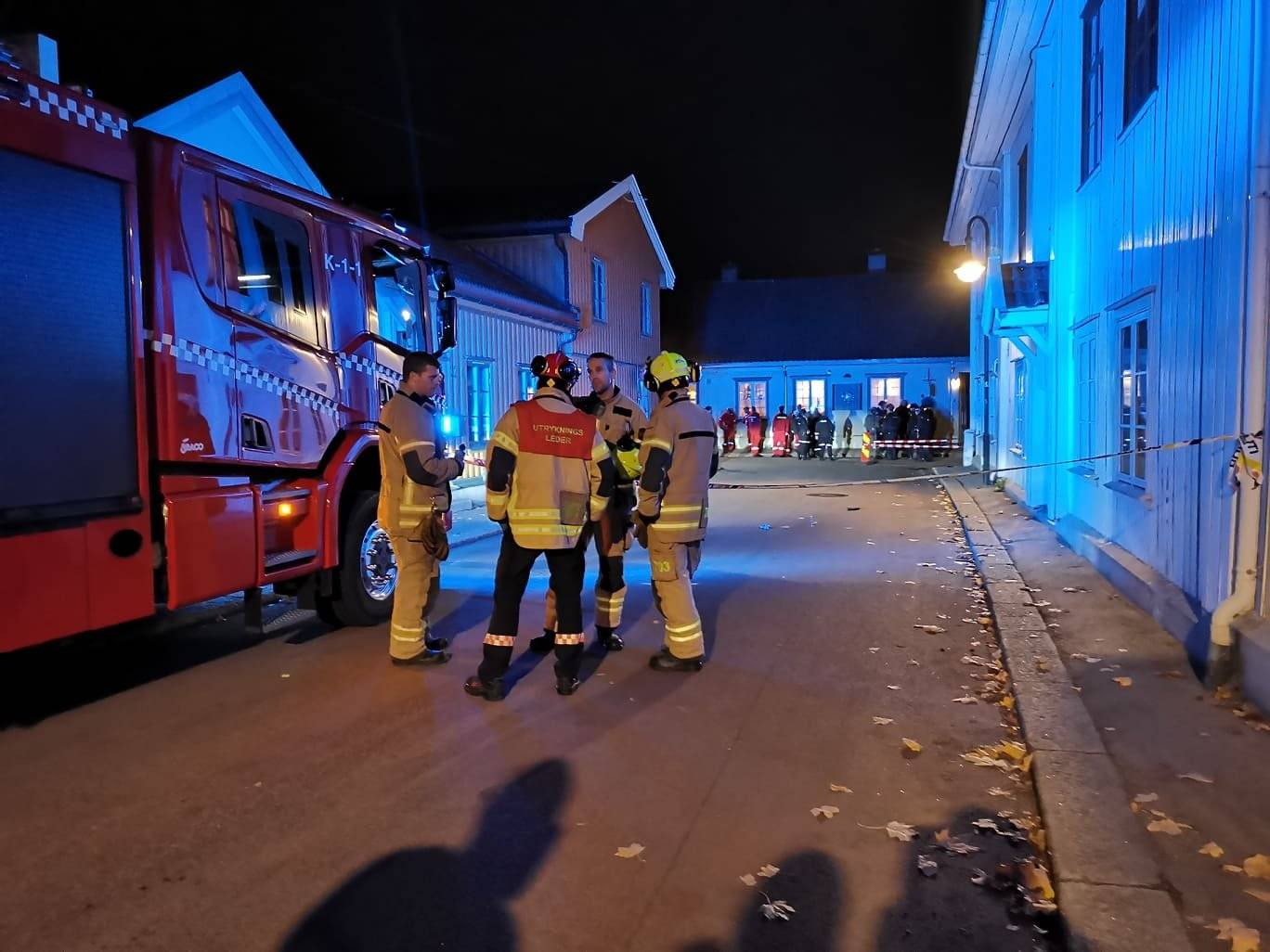 Attacco in Norvegia - Foto di Twitter