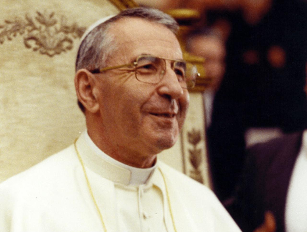 Papa Giovanni Paolo I - Foto di Wikipedia