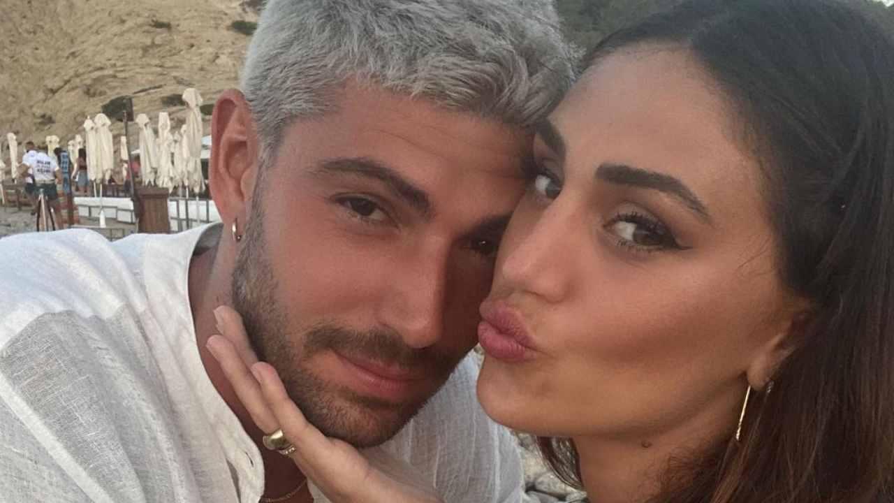 Vacanze ad Ibiza: Ignazio Moser e Cecilia Rodriguez (foto Instagram).