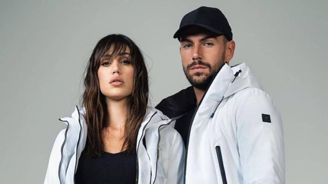 Cecilia Rodriguez e Ignazio Moser (foto Instagram).