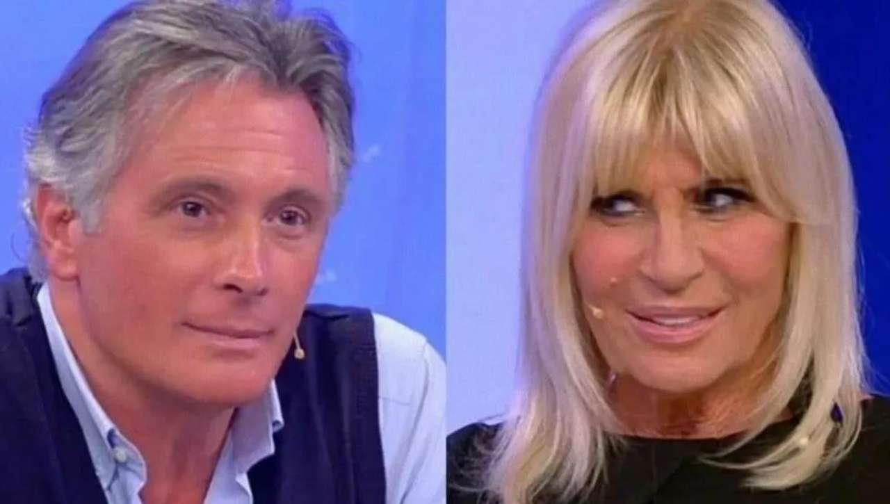 Uomini e Donne, Trono Over: Giorgio Manetti e Gemma Galgani (foto Mediaset).